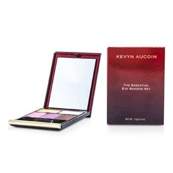 Kevyn Aucoin The Essential Eye Shadow Set - Palette #5  5x1g/0.04oz