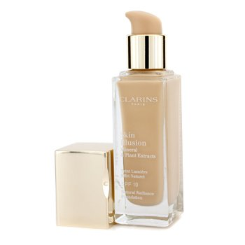 Clarins Skin Illusion Natural Radiance Foundation SPF 10 - # 108 Sand 402681  30ml/1oz