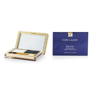Estee Lauder New Pure Color Duo Sombras de Ojos - 06 Clouds  3.5g/0.12oz
