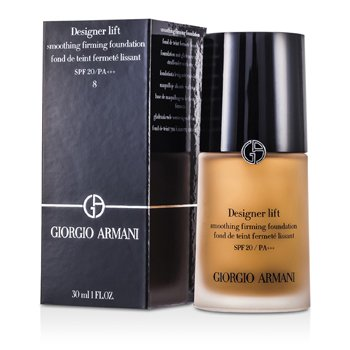 Giorgio Armani Designer Lift Smoothing Firming Foundation SPF20 - # 8  30ml/1oz