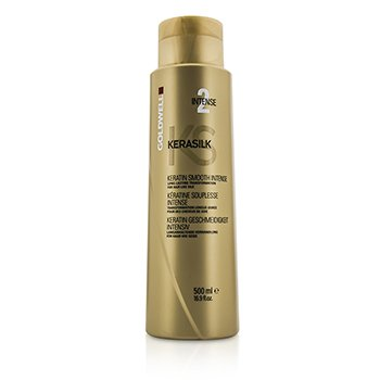 Goldwell Kerasilk Keratin Smooth Intense - Long Lasting Transformation (For Hair Like Silk)  500ml/16.9oz