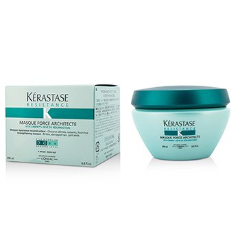 Kerastase Resistance Force Architecte Reconstructing Masque (For Brittle, Very Damaged Hair, Split Ends)  200ml/6.8oz