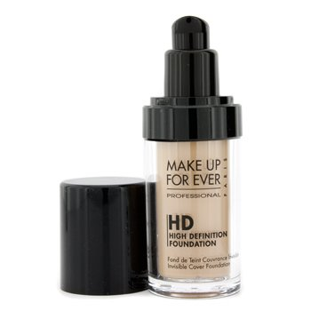 Make Up For Ever High Definition Foundation - #120 (Soft Sand)  30ml/1.01oz