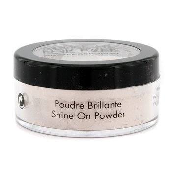 Make Up For Ever Shine On Powder - #4 (Pink Porcelain)  10g/0.35oz