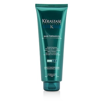 卡詩  Resistance Bain Therapiste Balm-In -Shampoo Fiber Quality Renewal Care (For Very Damaged, Over-Porcessed Hair)  450ml/15oz