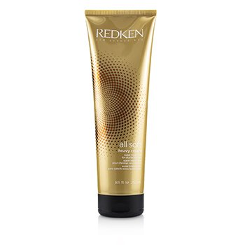 Redken All Soft Heavy Crema - Piel Seca/Frágil)  250ml/8.4oz