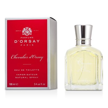 Parfums D'Orsay Chevalier d'Orsay Eau De Toilette Spray  100ml/3.4oz