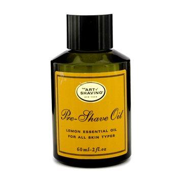 The Art Of Shaving Pre Shave Oil - Aceite de Limón Esencial (Todo tipo de piel, Sin Embalaje)  60ml/2oz