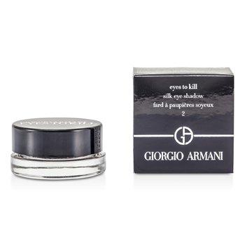 Giorgio Armani Eyes To Kill Silk Sombra de Ojos - # 02 Lust Red  4g/0.14oz
