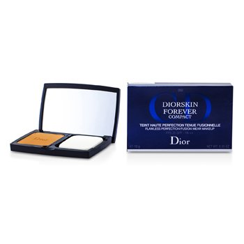 Christian Dior Diorskin Forever Компактная Безупречная Стойкая Основа SPF 25 - #050 Темный Беж  10g/0.35oz
