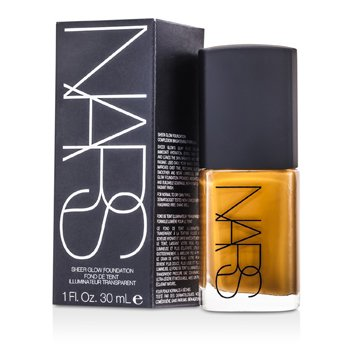 NARS Sheer Glow Foundation - Macao  30ml/1oz