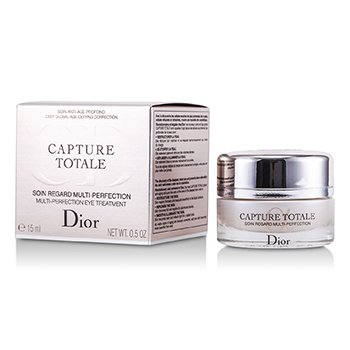 Christian Dior Capture Totale Soin Regard Multi-Perfection Tratamiento Ojos  15ml/0.5oz