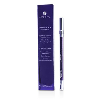 By Terry Crayon Khol Terrybly Lápiz Ojos Color(Fórmula Resistente al Agua) - # 5 Purple Label  1.2g/0.04oz