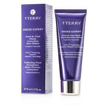 By Terry Sheer Expert Base Maquillaje Fluida Perfeccionadora - # 7 Vanilla Beige  35ml/1.17oz