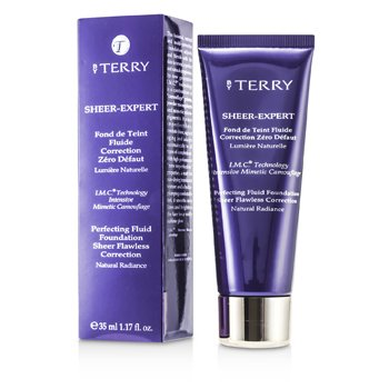 By Terry Sheer Expert Base Maquillaje Fluida Perfeccionadora - # 9 Honey Beige  35ml/1.17oz