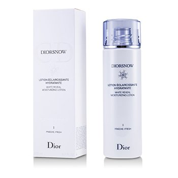 Christian Dior DiorSnow White Reveal Moisturizing Lotion #1 (Fresh)  200ml/6.7oz