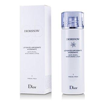Christian Dior لوسیون مرطوب کننده و روشن کننده DiorSnow - شماره 1 (نشاط بخش)  200ml/6.7oz