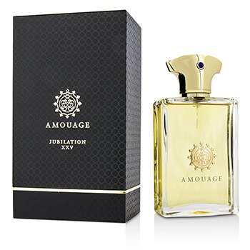Amouage Jubilation XXV Eau De Parfum Spray  100ml/3.4oz