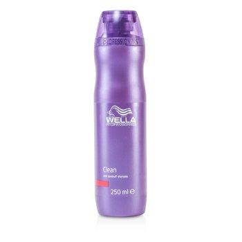 Wella Clean  Champ� Anticaspa  250ml/8.4oz