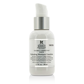Kiehl's Clearly Corrective White Emulsión Hidratante  50ml/1.7oz