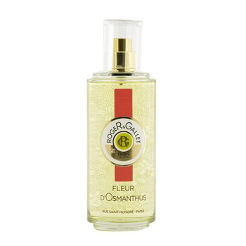 Roger & Gallet Fleur d' Osmanthus Fresh Fragrant Water Spray  100ml/3.3oz