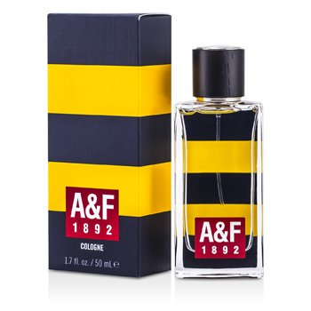 Abercrombie & Fitch 1892 Yellow Eau De Cologne Vaporizador  50ml/1.7oz