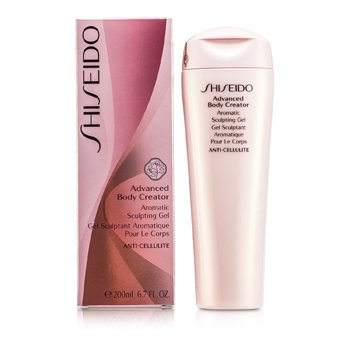 Shiseido Advanced Body Creator Gel Aromat de Modelare - Anti-Celulită  200ml/6.7oz