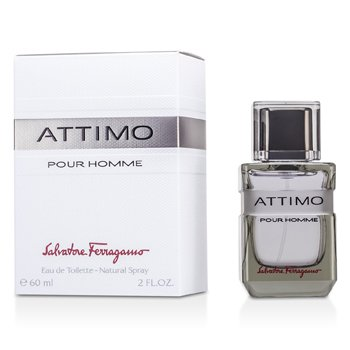Salvatore Ferragamo Attimo EDT Sprey  60ml/2oz