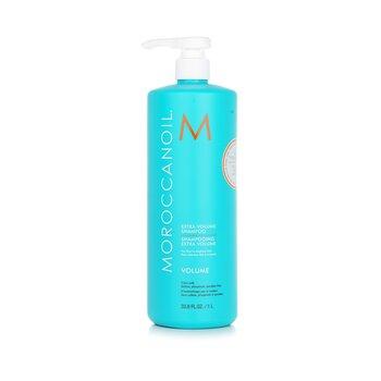 Moroccanoil Extra Volume Shampoo (For Fine Hair)  1000ml/33.8oz