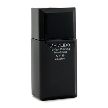 Shiseido Perfect Refining Foundation SPF16 - # B20 Natural Light Beige  30ml/1oz