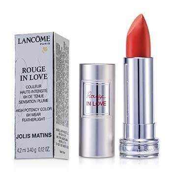 Lancome Rouge In Love Ruj - # 106M Jolis Matins  4.2ml/0.12oz