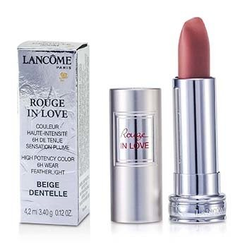 Lancôme Batom Rouge In Love Lipstick - # 300M Beige Dentelle  4.2ml/0.12oz