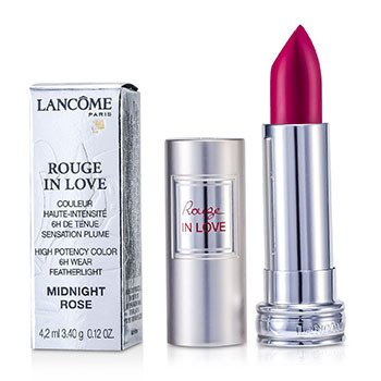Lancome Rouge In Love Pintalabios - # 377N Midnight Rose  4.2ml/0.12oz