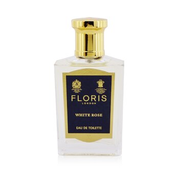 Floris White Rose Eau De Toilette Spray  50ml/1.7oz