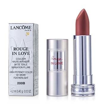 Lancome Rouge In Love Pintalabios - # 200B Rose The  4.2ml/0.12oz