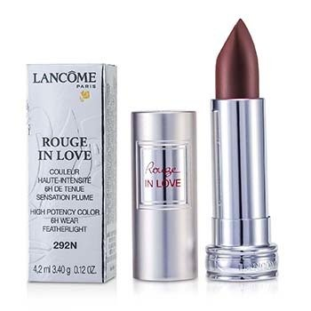 Lancôme Batom Rouge In Love Lipstick - # 292N Chez Prune  4.2ml/0.12oz