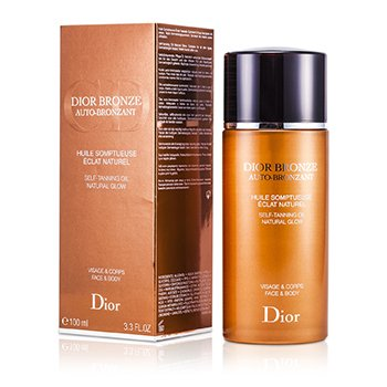 Christian Dior Óleo autobronzeador Dior Bronze Self-Tanning Oil Natural Glow  100ml/3.3oz