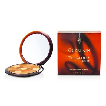 Guerlain Terracotta Light Sheer Bronzing Powder - No. 03 Brunettes  (New Packaging)  10g/0.35oz