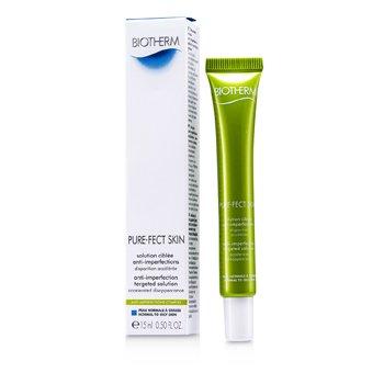 Biotherm Pure.Fect Skin Solución Antiimperfecciones (Piel Mixta y Grasa)  15ml/0.5oz