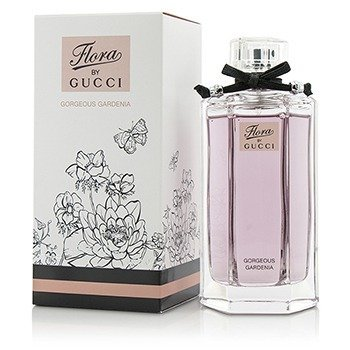 Gucci Flora by Gucci Gorgeous Gardenia ادو تویلت اسپری  100ml/3.3oz