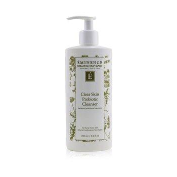 Eminence Clear Skin Probiotic Limpiador (Piel con Acné o propensa)  250ml/8.4oz