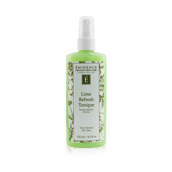 Eminence Lime Refresh Tonique (Oily to Normal Skin)  125ml/4oz