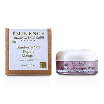 Eminence Blueberry Mascarilla Reparadora Soja ( Piel Normal y Seca )  60ml/2oz