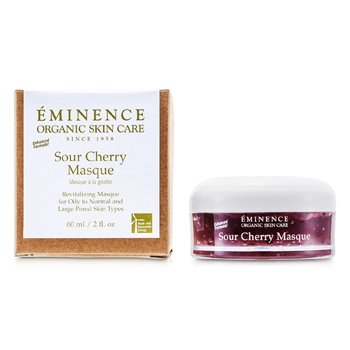 Eminence Sour Cherry Masque (Oily to Normal & Large Pored Skin)  60ml/2oz