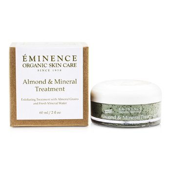 Eminence Almond & Mineral Treatment  60ml/2oz