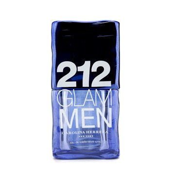 Carolina Herrera 212 Glam Men Eau De Toilette Vaporizador  100ml/3.4oz