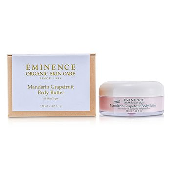 Eminence Mandarin Grapefruit Body Butter  125ml/4.2oz