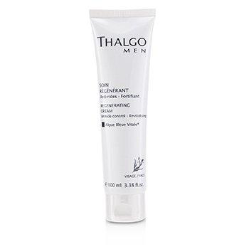 Thalgo Regenerujący krem do twarzy dla mężczyzn Thalgomen Regenerating Cream (duża pojemność)  100ml/3.38oz