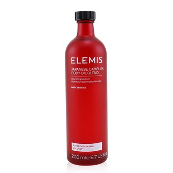 Elemis Japanese Camellia Body Oil Blend (Salon Size)  200ml/6.8oz