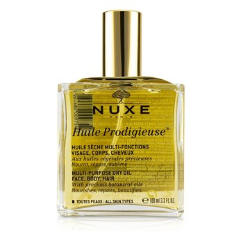 Nuxe Huile Prodigieuse Multi Usage Dry Oil  100ml/3.3oz